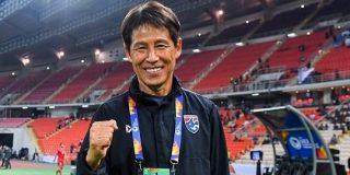 【海外の反応】「日本、ありがとう」西野監督率いるU23タイ代表、史上初の1次L突破!タイ人から感謝の声! | NO FOOTY NO LIFE