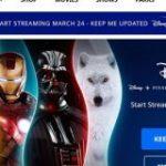 「Disney+」、英国と欧州の一部で前倒しスタートへ – ITmedia