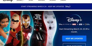 「Disney+」、英国と欧州の一部で前倒しスタートへ - ITmedia
