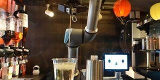 池袋に「ロボット酒場」養老乃瀧ら、深刻化する人手不足解消に向け実証実験 - CNET