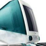 初代iMacの写真を若者に見せたら「すごい!昭和ですね!」と言われた – Togetter