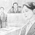 読売新聞に掲載されている沢尻エリカさんの法廷画がやたら力が入ってる→他社の法廷画も集まり、それぞれの違いが見えて面白い – Togetter