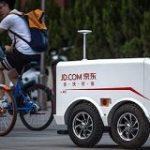 新型コロナウイルスの流行で、中国では無人技術や遠隔技術の社会適用が加速 – BRIDGE