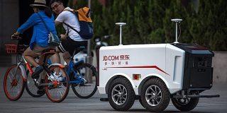 新型コロナウイルスの流行で、中国では無人技術や遠隔技術の社会適用が加速 - BRIDGE