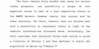 ソフトバンク傘下SprintとT-Mobile合併、米裁判所も承認し、ほぼ確実に - ITmedia