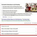 強調スニペット獲得に関してあなたが知っておきたい14のQ&Aとチートシート(後編) | Web担当者Forum