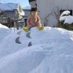 暇を持て余した妹さんの作ったトトロの雪像のクオリティが高すぎる「かわいい!」 – Togetter