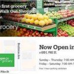 Amazon、レジなし食品スーパー「Amazon Go Grocery」1号店をシアトルに – ITmedia