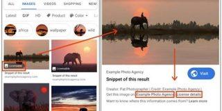 Google、画像のライセンス情報を画像検索に表示する機能を導入 | 海外SEO情報ブログ
