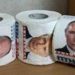 トイレットペーパー売り切れが話題ですが、ここでウクライナに売られている、とあるトイレットペーパーを見てみましょう – Togetter