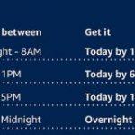 夜中に注文して出勤前受け取りも可能、Amazonが米国一部都市での同日配送を高速化 | TechCrunch