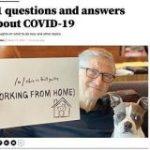5年前に「次の疫病大流行」を危惧していたビル・ゲイツ氏、新型コロナに関する31の問に答える – BRIDGE