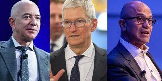 アマゾン、アップル、マイクロソフト、新型コロナウイルス対策への3社三様の取り組み | TechCrunch