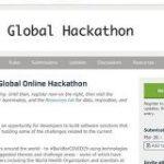 新型コロナ対策ハッカソン、WHOとMicrosoftやFacebookなどの企業が共催 – ITmedia