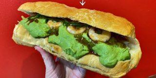 【デカすぎ】298円でサブウェイの倍サイズのサンドイッチが食べられるお店『JJバーガー』の価格破壊ぶりがヤバすぎ | ロケットニュース24