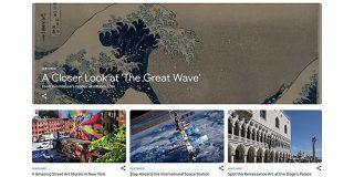 Google Arts & Cultureで世界2500の美術館にGO! - PhotoshopVIP