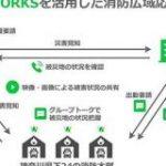 神奈川県、「かながわ消防」の取り組みで「LINE WORKS」を本格導入-初動対応力を強化 – CNET