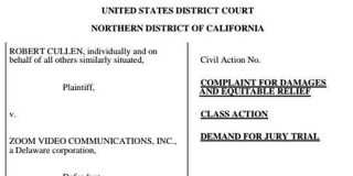 ZoomのFacebookへのデータ転送(停止済み)で集団訴訟 - ITmedia