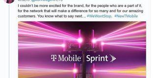 T-MobileとSprintの合併が完了 新会社の名称はT-MobileでレジャーCEOは前倒しで退任 - ITmedia