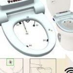 ユーザー認証は「お尻の穴」尿や便で健康状態をチェックするスマートトイレ 米研究 – ITmedia