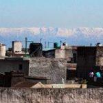 大気汚染が大幅に改善され30年ぶりにヒマラヤ山脈が見えるように、インドの徹底的な新型コロナウイルス対策の影響 – GIGAZINE