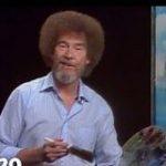 「瞬きしたら絵が完成している」「途中で癒し動物映像を流す」などで人気の最強コンテンツ『ボブの絵画教室』がYouTubeにて全公開 – Togetter