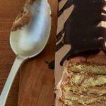 その昔黒柳徹子さんが「ザ・ベストテン」で振る舞った『ビスケットケーキ』 のレシピで盛り上がる人々「うわぁ懐かしい」 – Togetter
