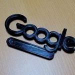Googleの検索ページを見ていたら『武器』感が漂い始め、実際に作ってみたらこんな危険グッズになってしまった – Togetter