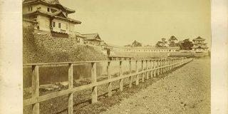 取り壊し寸前の江戸城、ハイビジョンのような鮮明さ 幕府崩壊から数年、「ご真影」の内田九一が撮影 - Togetter