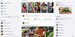 FacebookのWebアプリ新デザインが全ユーザーにロールアウト ダークモードあり - ITmedia