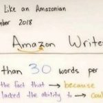 Amazonの従業員が学ぶライティングのTIPS|Sangmin Ahn