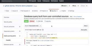 GitHub、コードの脆弱性を発見してくれる「GitHub Code Scanning」発表、修正方法のアドバイスも。GitHub Satellite 2020 - Publickey
