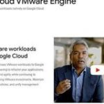 「Google Cloud VMware Engine」発表。Google自身がVMware環境をGoogle Cloud上に構築 – Publickey