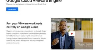 「Google Cloud VMware Engine」発表。Google自身がVMware環境をGoogle Cloud上に構築 - Publickey