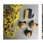 大切な人への贈り物にも。《9.kyuu(キュウ)》のツカッテツクレルネコキットで自分だけの石鹸を作ろう | FUDGE