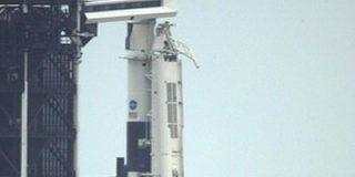 初の民間有人宇宙船、28日打ち上げ 米国土からはシャトル以来-NASA:時事ドットコム
