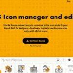 アイコンの管理が簡単に!たくさんのSVGアイコンを一元管理でき、編集もできる無料ツール -SVG Icon manager | コリス