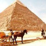 ピラミッドを建築した労働者の数をピラミッドの位置エネルギーから求めるとこうなる – GIGAZINE