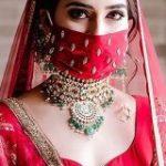 ロックダウン中のインドの結婚式で花嫁のつけた『ウエディングマスク』がめっちゃ素敵「全く違和感なし」 – Togetter