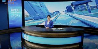 中国で世界初の3D・ AIアナウンサーが誕生 - BRIDGE
