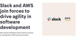 AWSとSlack、戦略的提携を発表 SlackはAmazon Chimeを採用し、AWSは全社でSlackを採用 - ITmedia