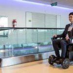 WHILLが羽田空港で電動車椅子を使った搭乗口までの自動運転システムを導入|Techcrunch