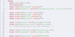 HTMLでWebページを実装するための必要最小限をまとめたフロントエンド用のテンプレート一式(IE11も対応) | コリス