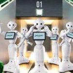 無観客のライトスタンドでPepperがダンス ソフトバンクホークスがロボット応援団 – ITmedia