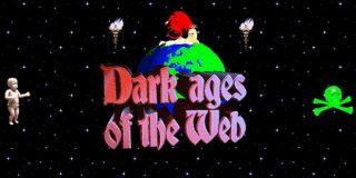 25年前は当たり前だったがほぼ絶滅した「ウェブサイトあるある」をまとめた「Dark Ages of the Web」 - GIGAZINE