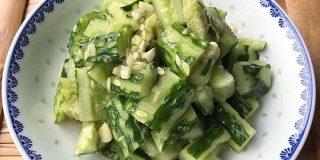 拍黄瓜(キュウリの冷菜)|酒徒(しゅと)- おうちで中華|note