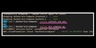 DockerとAWSが協業 Docker DesktopとAmazon ECSが連係可能に - ITmedia