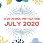 2020年7月:デザインの参考にしたいWebサイト12選 | Web Design Trends