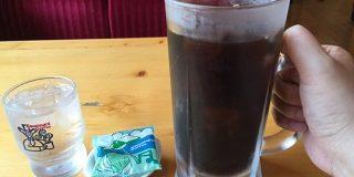コメダ珈琲店でまたしてもサイズ感のおかしいメニューが発見される「黒ビールかと思った」「一生ついていきます」 - Togetter