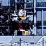 実物大ガンダムの本体がついに完成! 横浜・山下公園から肉眼で見ることができるぞ~!! | ロケットニュース24